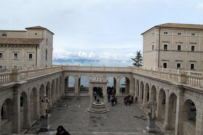 WWII BATTLEFIELDS: Battle of Montecassino Shore Excursion from Civitavecchia