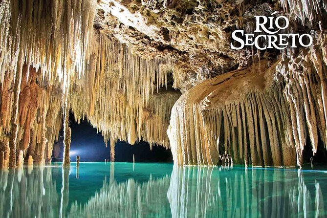Rio Secreto From Cancun