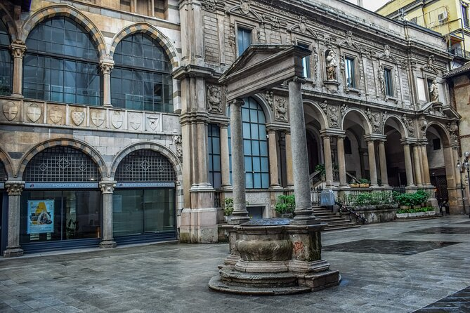 An Architectural insight of Milan on a Private Tour with a local