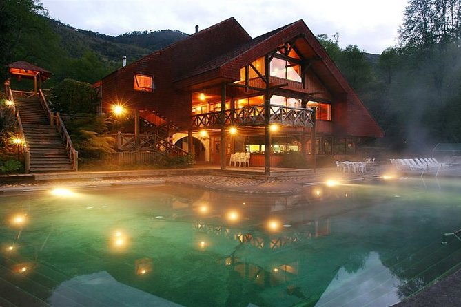 Private Full Day Puyehue National Park & Hot Springs