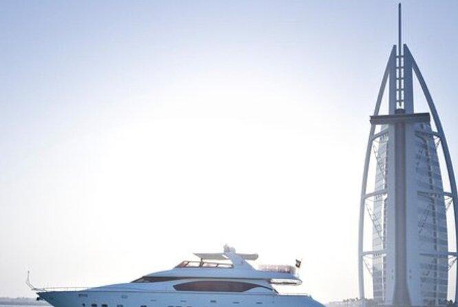 Enjoy Amazing Dubai Marina Luxury Yacht Tour with BF or BBQ