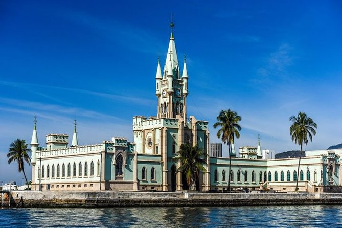 Brazil Imperial, Rio: The Fiscal Island Palace – The Last Ball Of The Empire