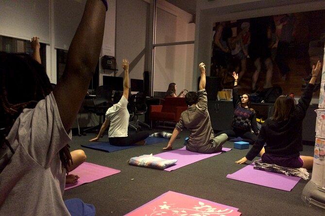 Yoga Class & Mindfulness Chat w/ NGO Kids add-on