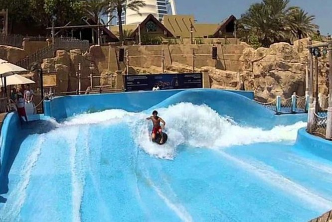 Private Wild Wadi Water Park Tour