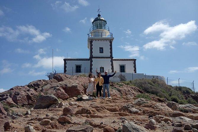 Santorini: Discover the South