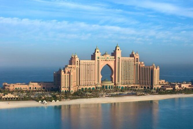 Amazing Dubai Full Day Tour Without Lunch