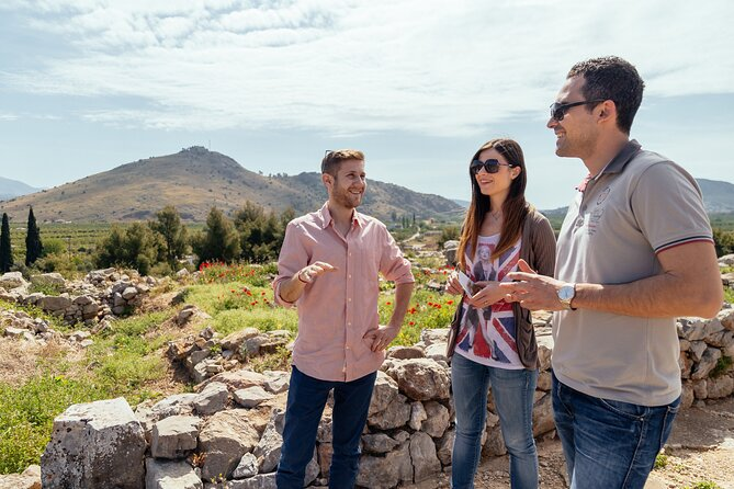 Nemea Vineyards Private Day Trip & Wine Tastings with a Local