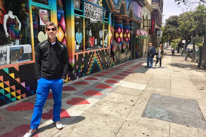 Small-Group Walking Tour in Golden Gate Park and the Haight