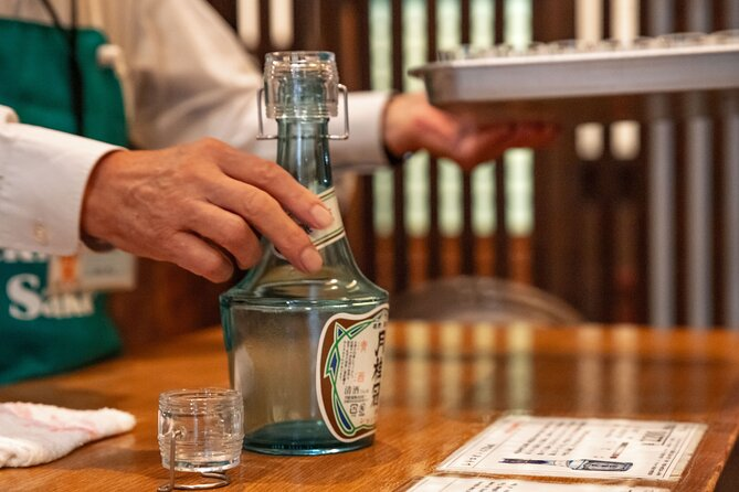 For the Love of Sake Tour: Fushimi Private District & Tastings Tour with a Local