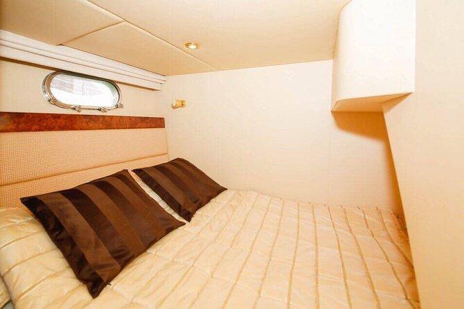 Private Dubai Marina Luxury Yacht Rental with Transfer From Dubai