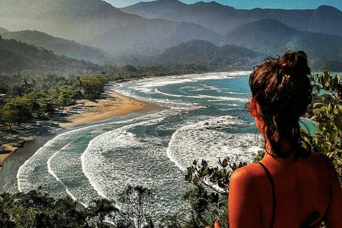 Ilhabela: Ein echtes Paradies an der Küste von São Paulo - 3-tägige private Tour
