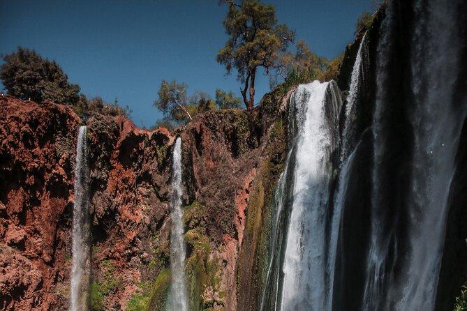Adventure Day trek to Ouzoud Falls - High Atlas Mountains