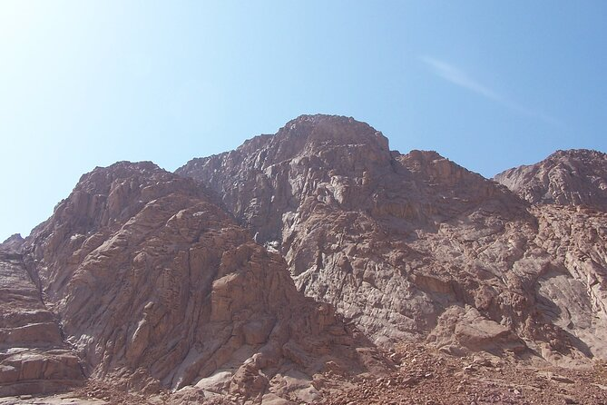 From Sharm El Shiekh: Mount Moses Hiking, Sunrise & Monastery Visit