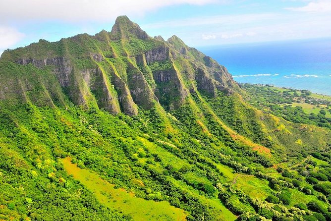 Oʻahu: Valleys and Waterfall Explorer from Turtle Bay