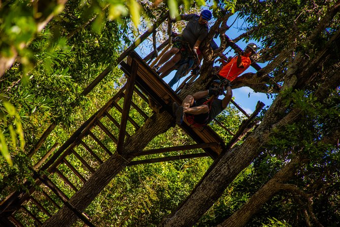 Fun and Adrenaline Atv (single) Cenote and Zipline from Cancun