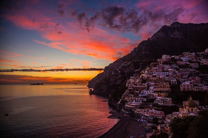 One Day Private Tour to the Amalfi Coast