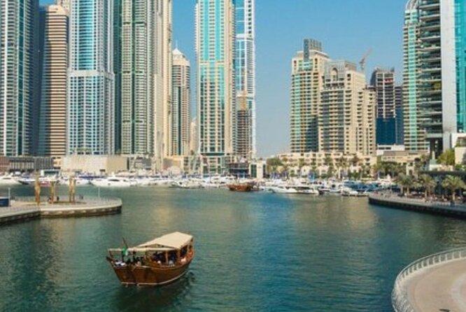 Enjoy Private Full Day Dubai Tour from Abu Dhabi