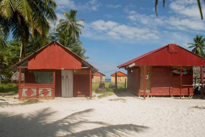 2D/1N Isla Diablo San Blas in Shared Cabin with Tour & Meals included