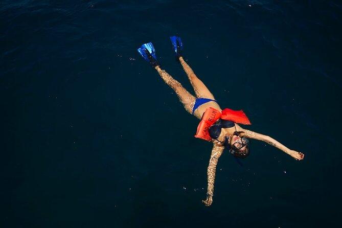 Snorkeling at Los Cabos
