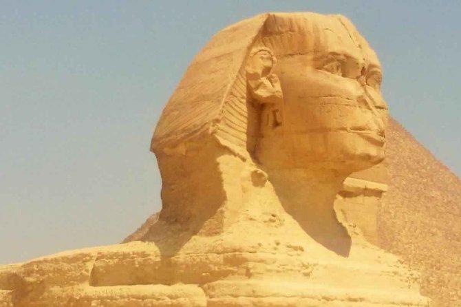 Giza Pyramids, Sakkara & Memphis Full-Day Tour