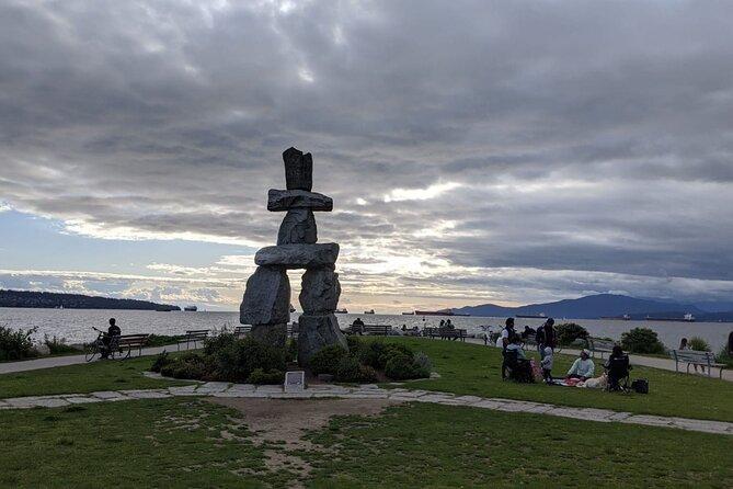 Visite de la ville de Vancouver avec le goût de l'Inde