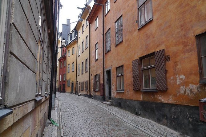 public tour The German Stockholm Experience –history connections Sweden -Germany