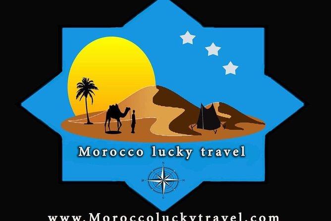 3 days Marrakech to merzouga the end en fes