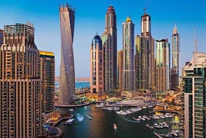 Enjoy Private Half Day Dubai City Tour