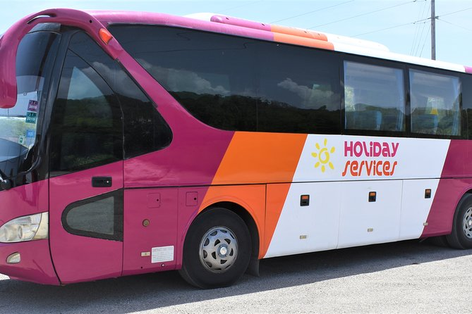 Shuttle Bus airport departure One Way transfer to MBJ Airport - from ALL hotels