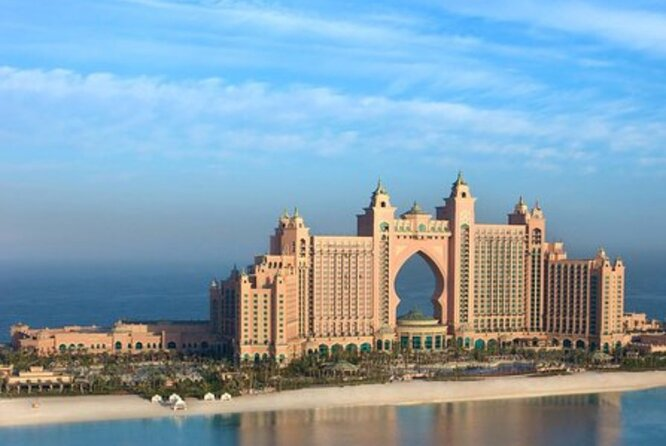 Private Day Tour to Burj Alarab , Dubai Marina ,Atlantic ,Balm &Burj Khalifa