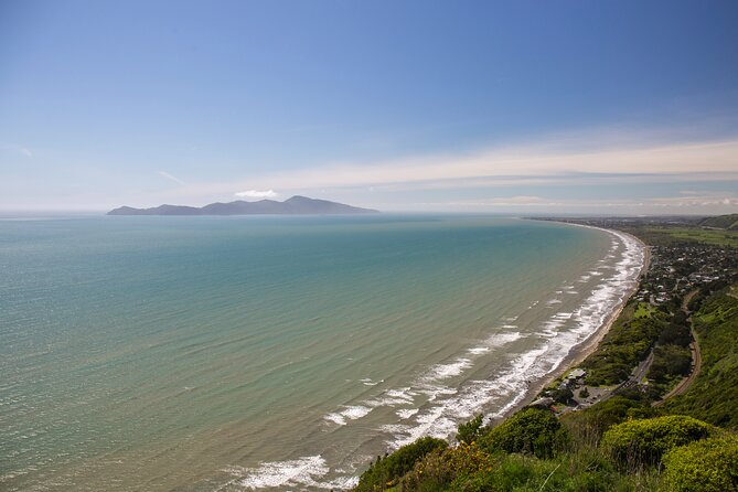 Kapiti Coast and Foxton Area Beaches Day Tour