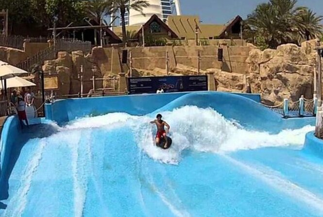 Enjoy Wild Wadi Water Park Tour