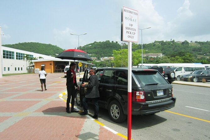 Montego Bay Airport (MBJ) Private Transport to All Hotels Round-Trip or One-Way