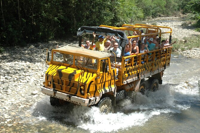 Mega Truck Extreme from Puerto Plata