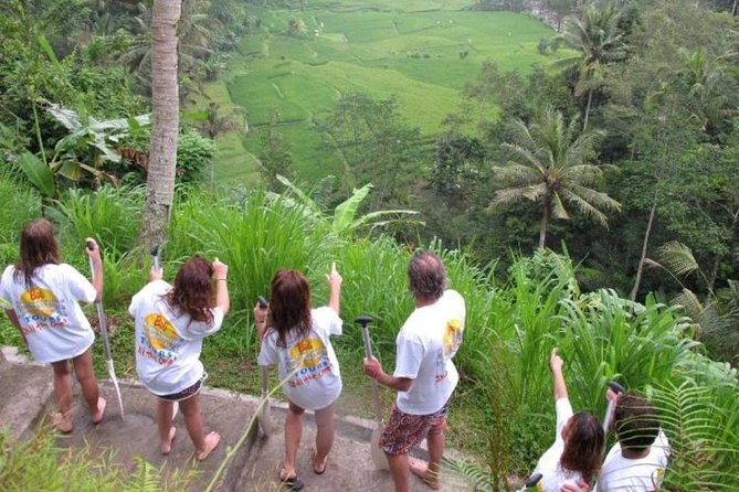 Tropical Trekking at Taro Village by Mason Adventures in Bali