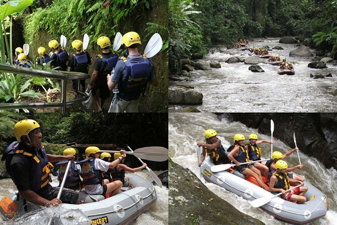 White Water Rafting by Mason Adventures in Bali