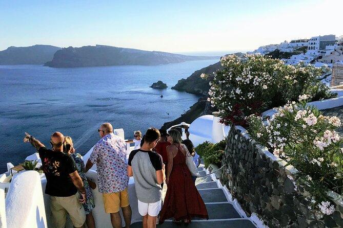 Santorini Highlights Small-Group & Wine Tasting