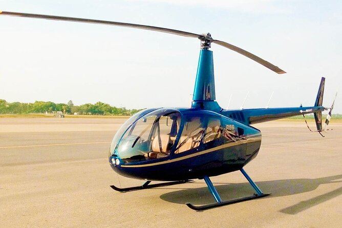 Helicopter Transfer between Ratmalana Airport (RML) and Batticaloa City