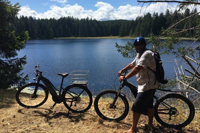 Denman Island E-Bike Rental