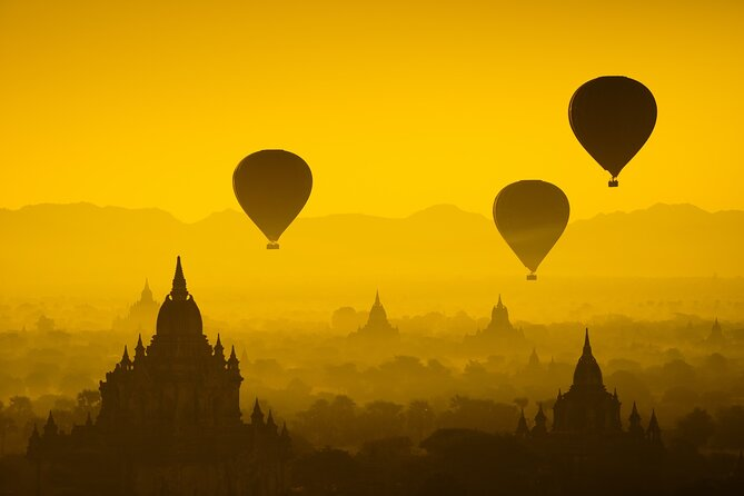 Bagan's Finest in a Day