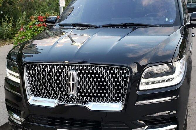 Roundtrip to Niagara Falls in a Luxury SUV