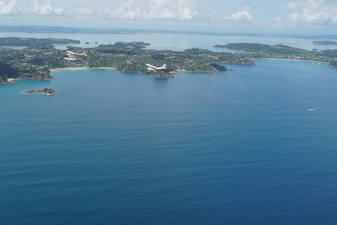 Waiheke Island - Fly and Dine (from Ardmore Airport)