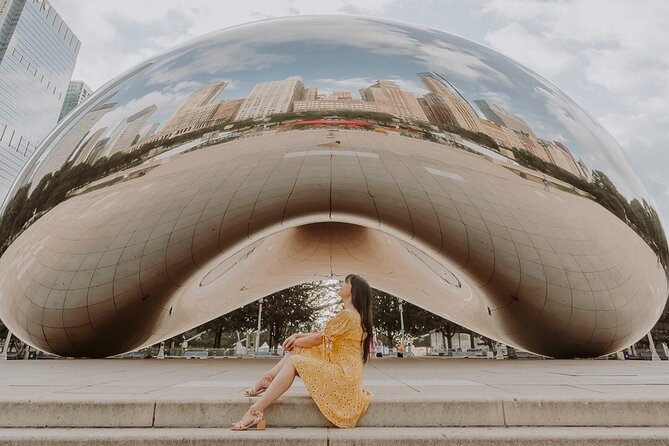 Chicago Instagram Tour: Most Famous Spots (Private & All-Inclusive)
