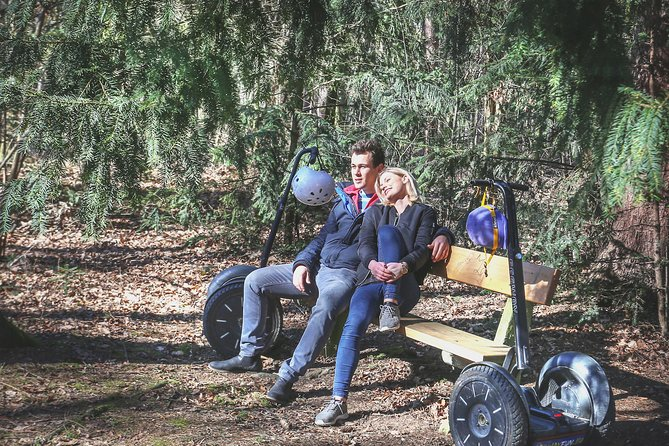 Segway tour with beer tasting