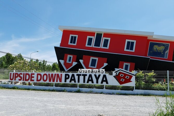 Upside Down Pattaya