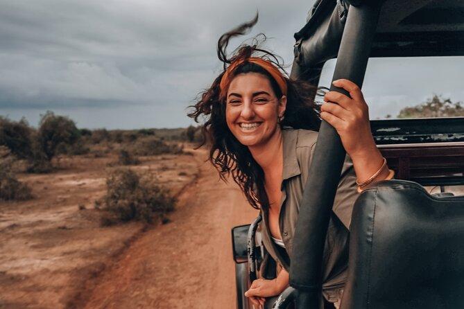 Yala Half Day Safari (Entrance + Jeep)