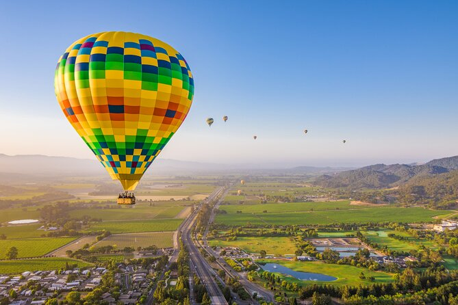 Hot Air Ballooning Tour from Habarana
