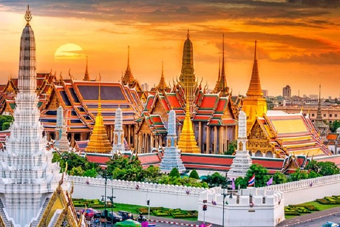 Bangkok City Private Tour with English Guide