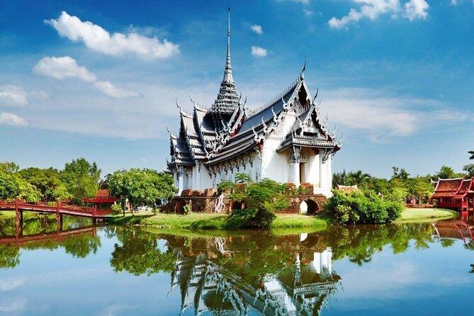 Private Tour Samut Prakan Erawan Musuem & Ancient City with Driver