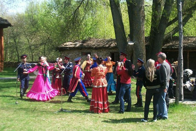Ethnographic Open-Air Museum of Ilovlya Cossacks Private Tour